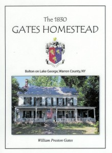 The 1830 Gates Homestead