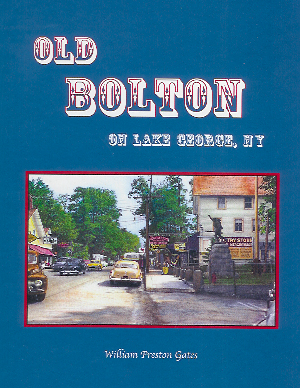Old Bolton on Lake George, NY