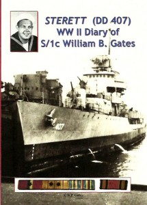 WWII Diary of William B. Gates